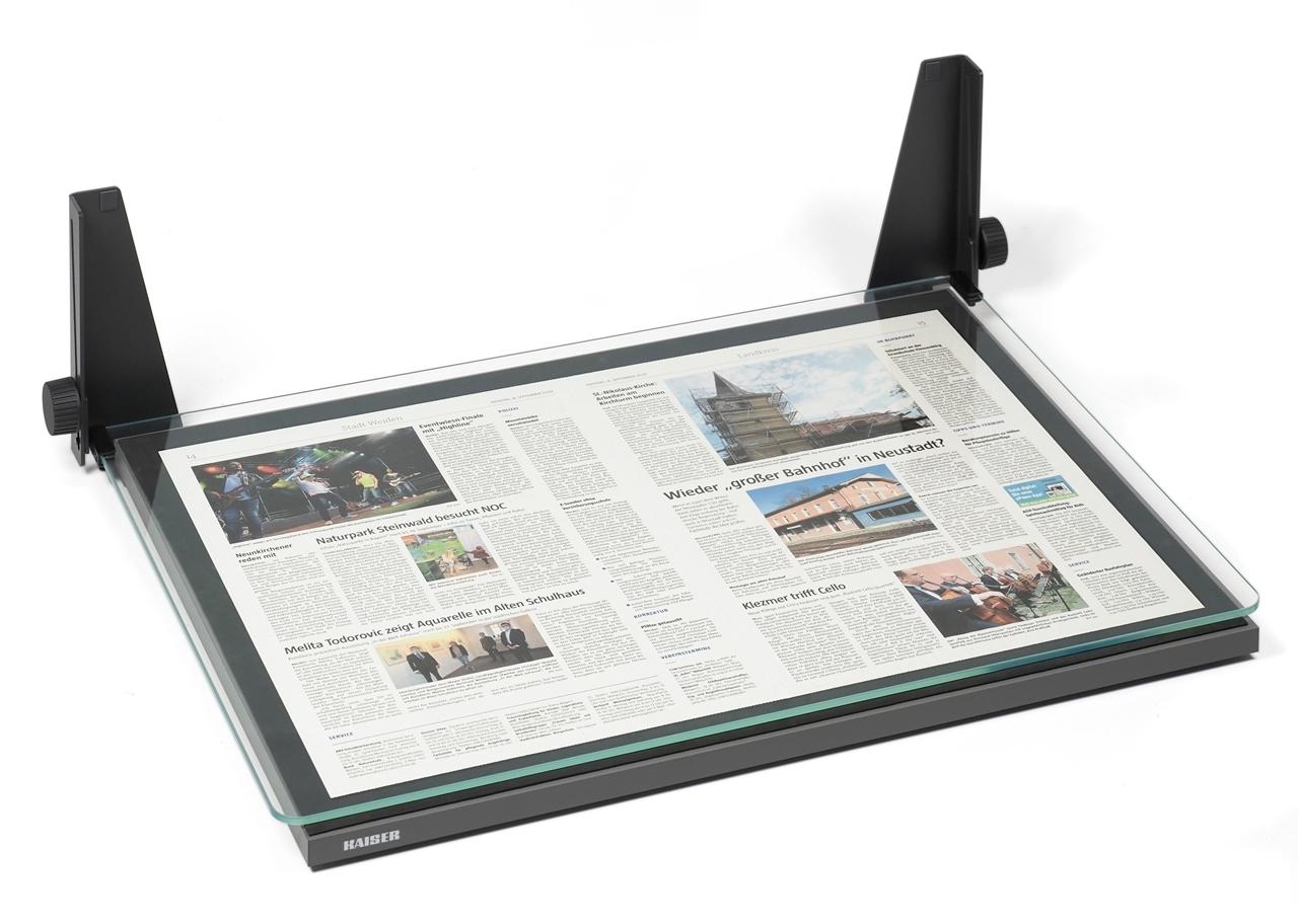 Kaiser Book Holder 69/50 AR newspaper