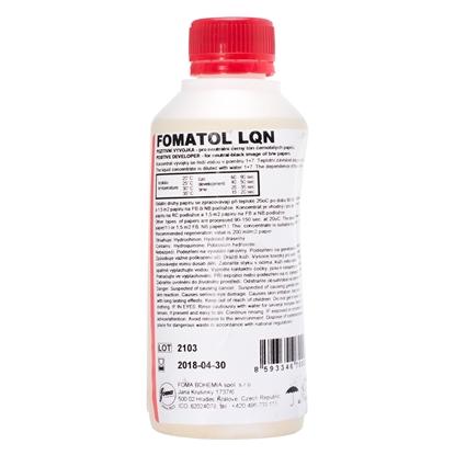 FOMA Fomatol papier ontwikkelaar LQN 250 ml