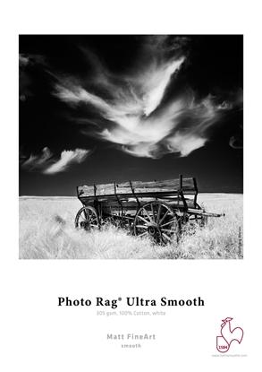 Hahnemuehle Fine Art Photo Rag Ultra Smooth 305 gr 44 inch