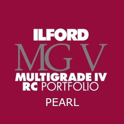 Ilford MGRCPF44K 10x15 cm 100 vel postkaart Multigrade V Portfolio Pearl