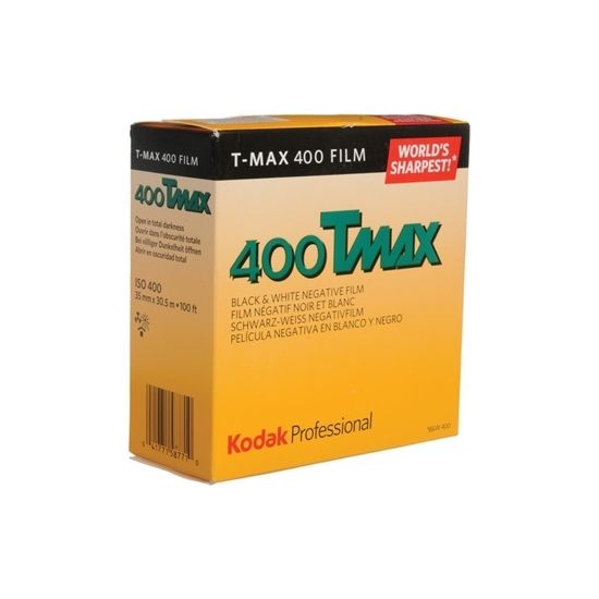 Kodak Kleinbeeld T-Max 400 TMX 35mm x 30,5 mtr
