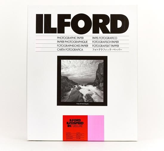 Ilford Ilfospeed ISRC21M 20,3 x 25,4 cm 25 vel Gradatie 2 Glans