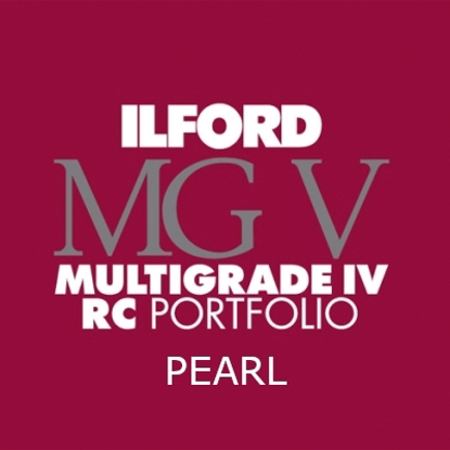 Ilford MGRCPF1K 17,8x24 cm 100 vel Multigrade Portfolio Glans 255gr