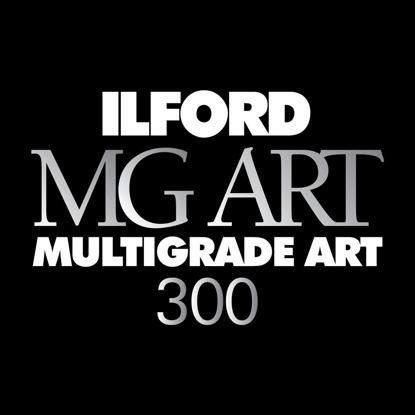 Ilford Multigrade Art 300 20,3x25,4cm 50 vel