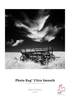 Hahnemuehle Fine Art Photo Rag Ultra Smooth 305 gr A4