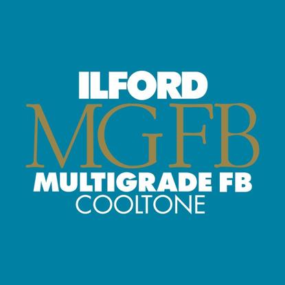 Ilford MGFBCT1K 40,6x50,8 cm 50 vel Multigrade Fiber Cooltone Glans
