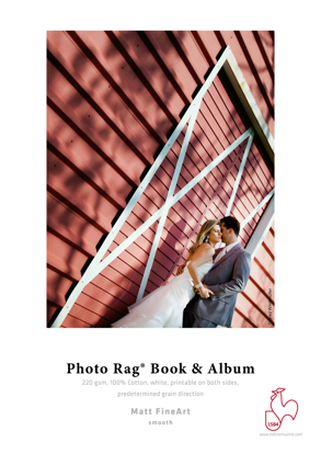 Hahnemuehle Photo Rag Book and Album 220 gr A3 25 vel Mat