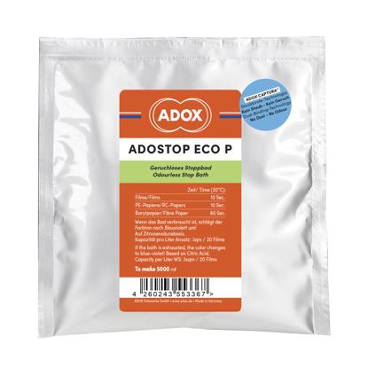 Adox Adostop Eco Poeder Stopbad voor 5000 ml