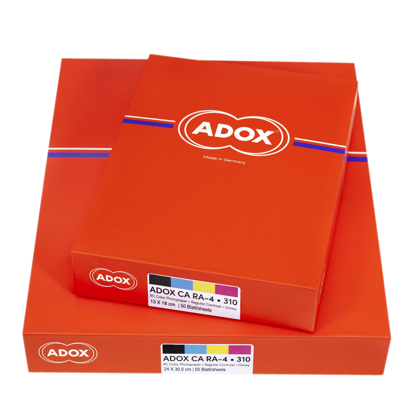 Adox Fuji Chrystal Archive Type II 17,8x24 cm 100 vel RA4