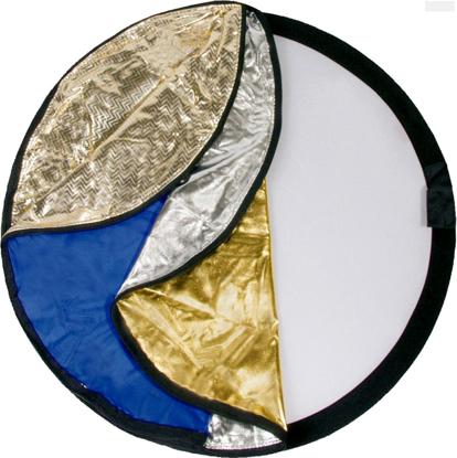 Dörr CRK-22 reflectie scherm rond 56cm 7 kleuren